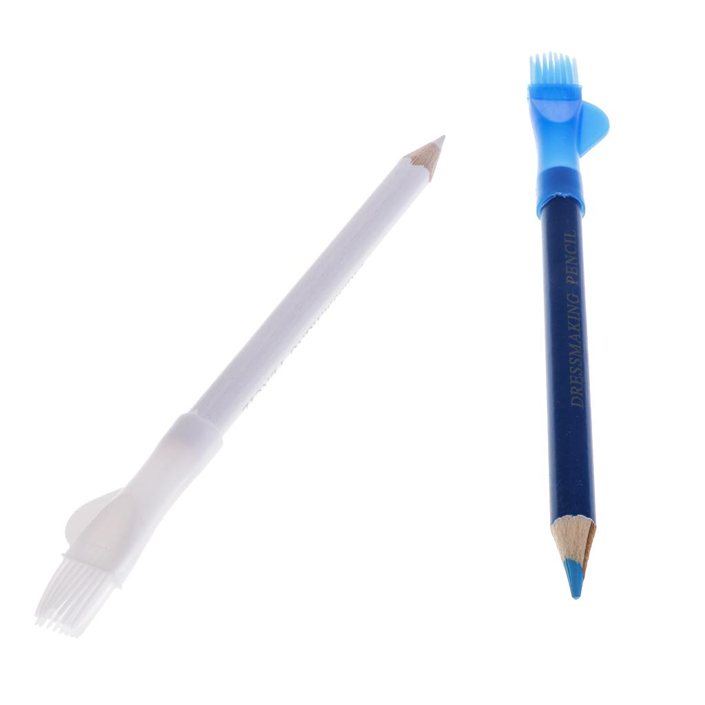1Pc Tailors Chalk Pen Pencil Sewing Dressmakers Invisible Marking Ch¾mM0HWC