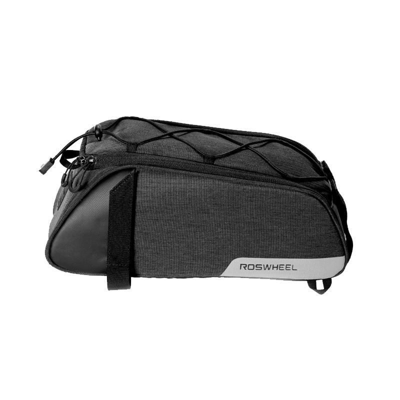 ROSWHEEL 141465 Multifunctional 7L Bike Trunk Bag Water Resistant Commuter Bag