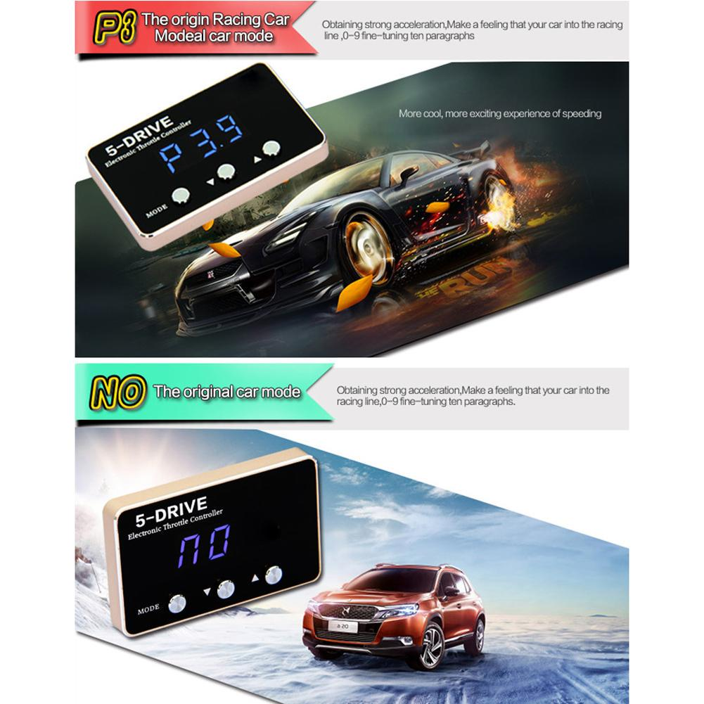 Electronic Throttle Accelerator JC-989 for Ben-z Accelerate Car Pedal Boost