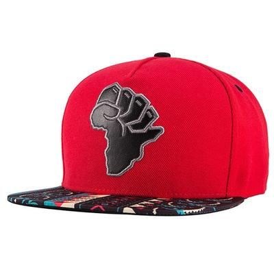 8e922f7de5d Ethnic Style Africa Map Print Cap Baseball Snapcap Hat Snapback Men Cap  Women Hip Hop Sport