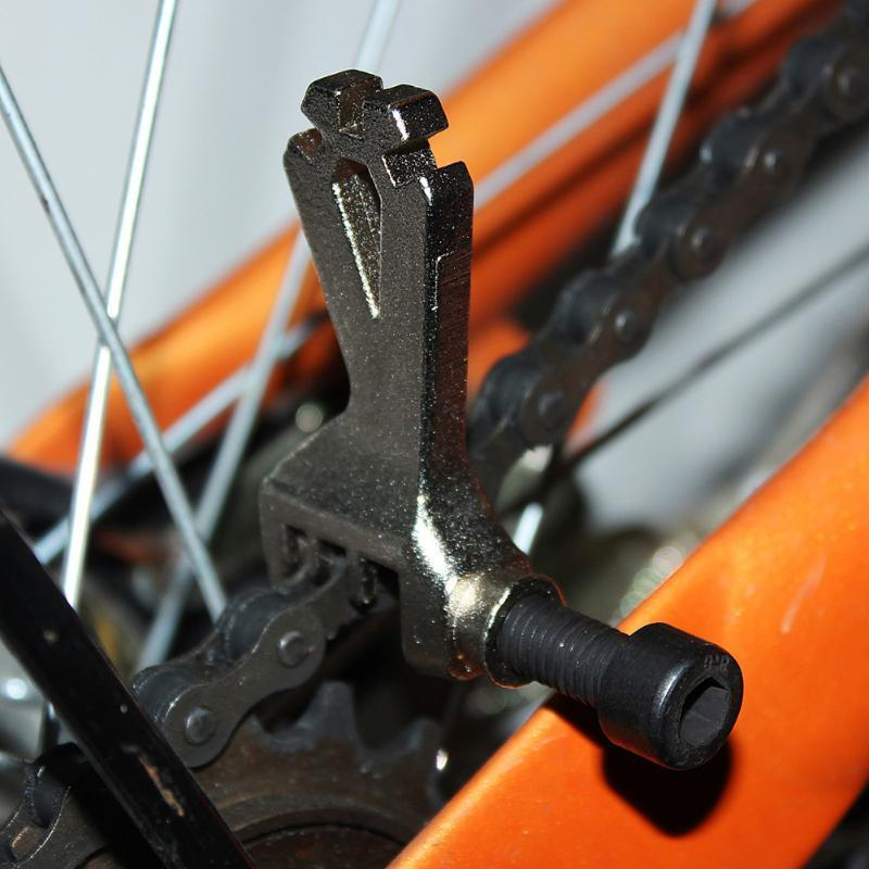 Bike Chain Cutter Link Breaker With Spoke Wrench Repair Tool Bicycle Accessory
