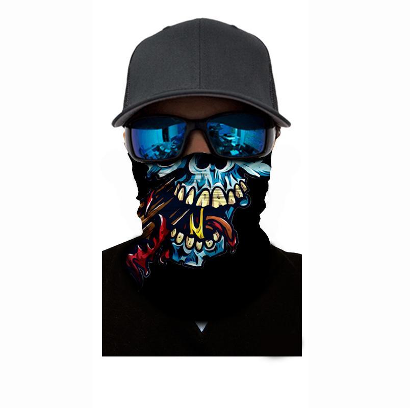 Atmungsaktiver Schal Sommerschal Outdoor-Schal UV-Schutz Schal Schleier Kopftuch