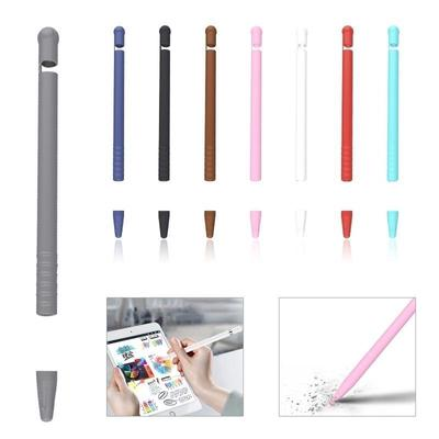 1set Pencil Holder Silicone case Shockproof Drop Protection Cover for Apple