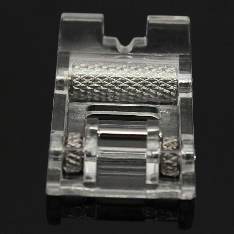 Low Shank Roller Presser Foot For Singer Brother Janome JUKI Sewing Machine DSUK