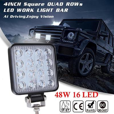 LED Kit C1 30W HS1 6000K White One Bulb Head Light Replacement ATV UTV Lamp