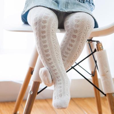Pretty Newborn Baby Girls Toddler Kids Tights Stockings Pantyhose Pants Socks