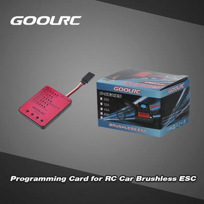 OCDAY 60A 2-3S Brushless ESC Electric Speed Controller for 1