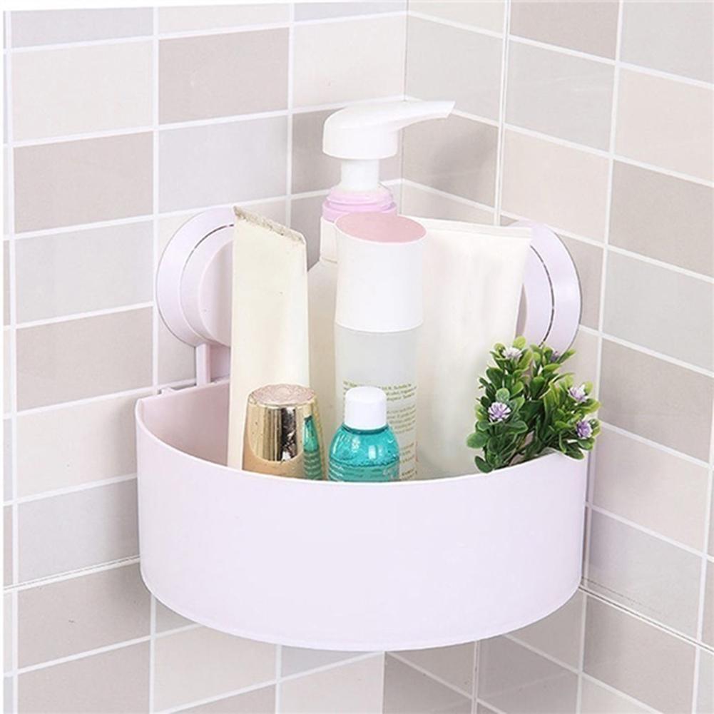 Suction Cup Bathroom Shelves, Bathroom Shelf Suction