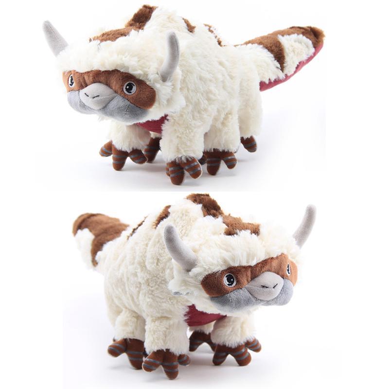 "The Last Airbender Resource 18/"" Appa Avatar Stuffed Plush Doll Toy Kid Xmas Gift"