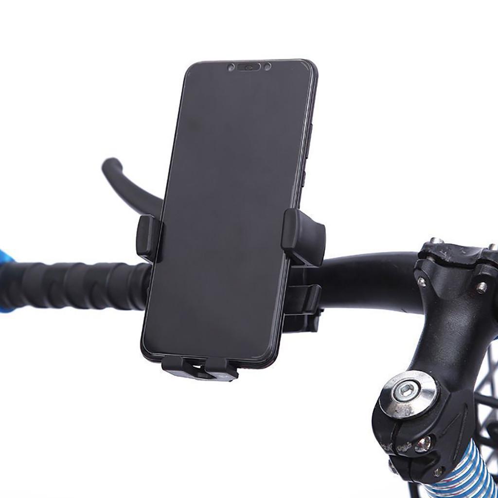 For Bike Bicycle Flashlight Torch Silicone Universal Handle Bar Holder Mount UK