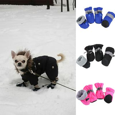 6colors Puppy Soft Antiskid Prewalker Outdoor Pet Dog Shoes Cover