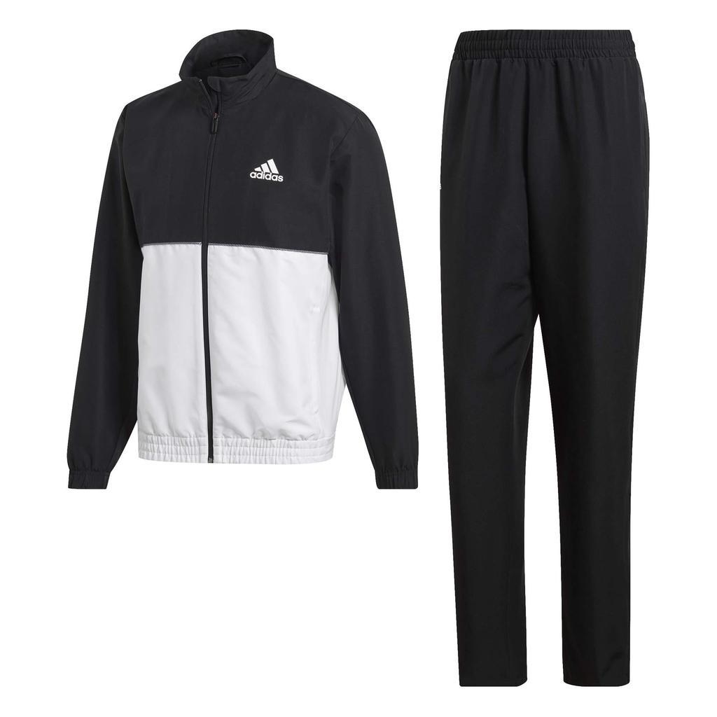 Adidas Mts Wv Light Tracksuit Man, Black, Fr: S