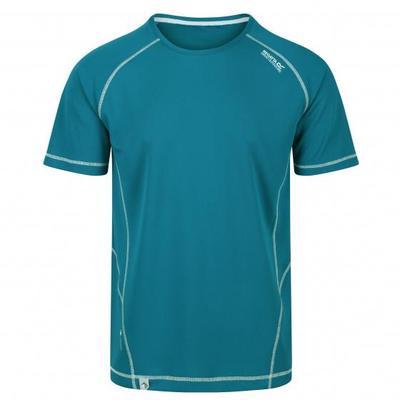 Regatta Men/'s Virda II Active T-Shirt Green