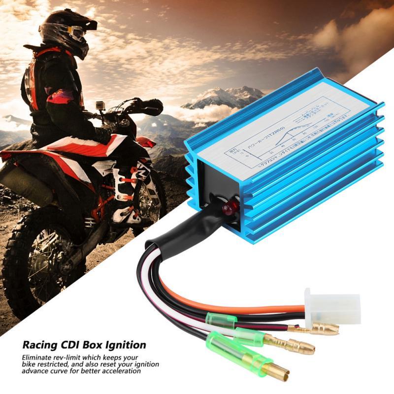 Race CDI Box Ignition Yamaha Jog 50 Dirt Bike Moped ATV