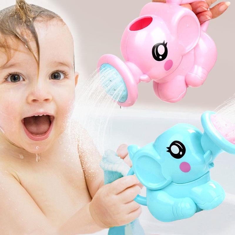 Clockwork Natation Hippo ou éléphant jouet de bain Cadeau Nouveauté Enfants Toddler