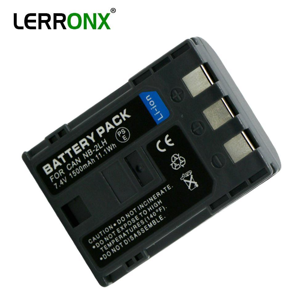 7,4V Li-Ion Powery Battery for Canon MV790 2000mAh