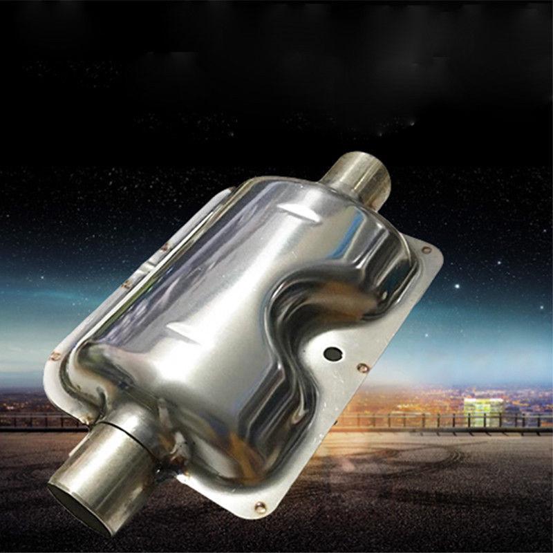 Silenciador de tubo de escape calentador diesel de 24 mm compatible para Eberspacher soporte de abrazadera de silenciador