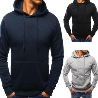 Brand 2018 Hoodie Winter Thickening Color-blocking Hoodies Men Fashion Tracksuit Male Sweatshirt Hoody Mens Purpose Tour Hoodie Men's Clothing