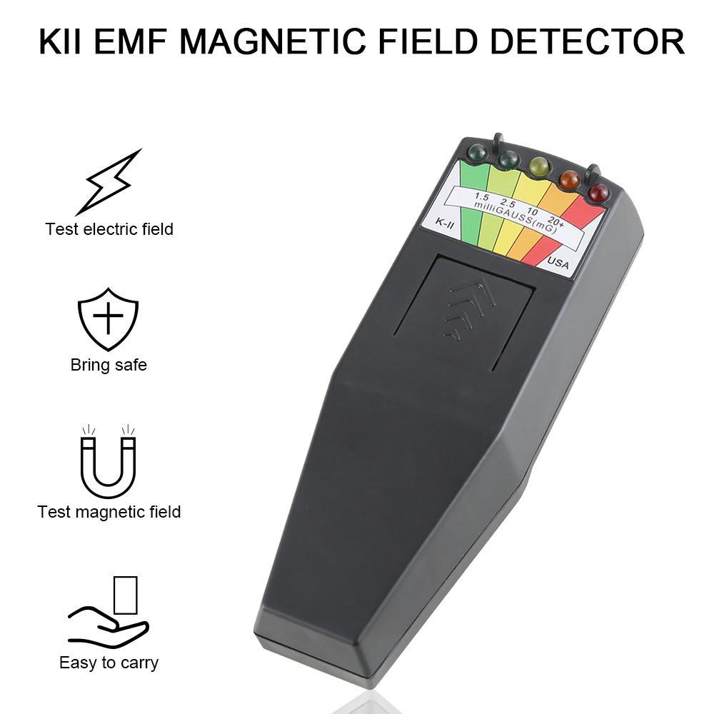 EMF Tester Electromagnetic Radiation Detector For Health Care