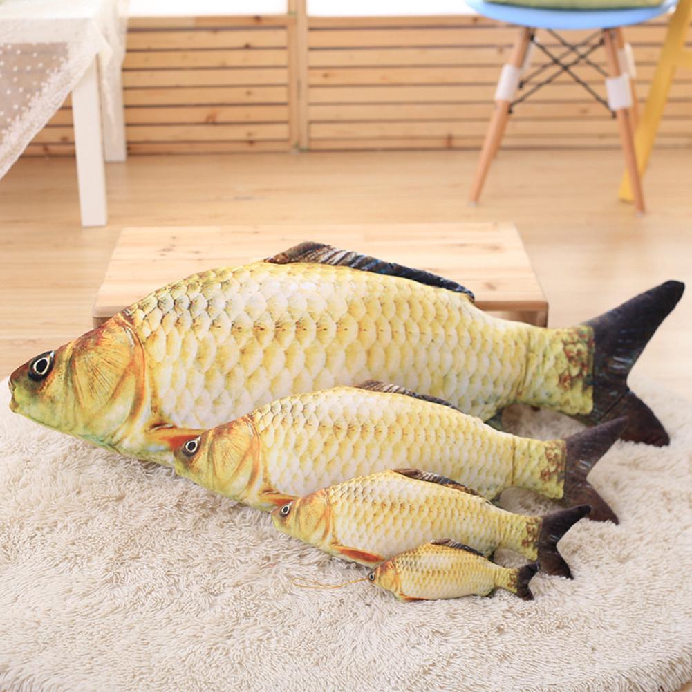 Игрушка - рыба для кошек – купить по низким ценам в интернет-магазине Joom