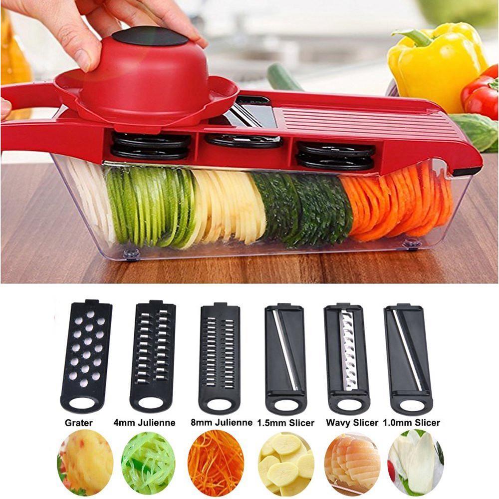 Cuisine légumes éplucheur à pommes de terre Vitesse pivotant en acier inoxydable Trancheuse Fruit Cutter