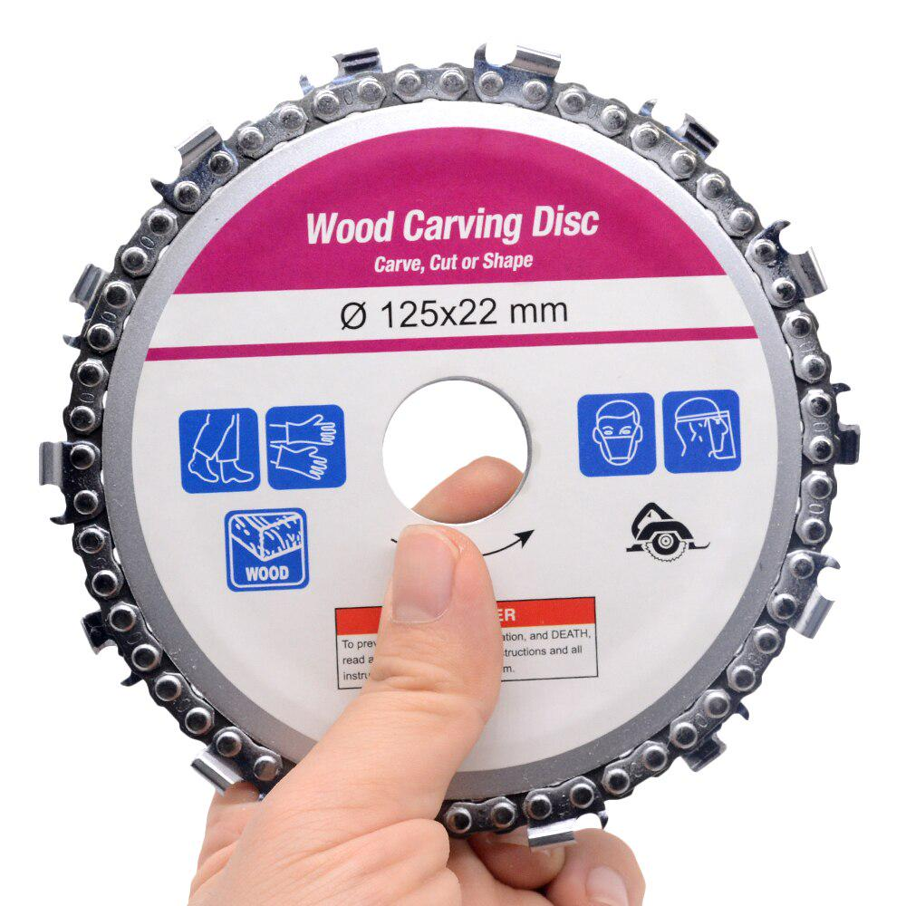 4-7Inch Angle Grinder Diamond Saw Blade Multitool Wood Carving Disc Cutting Tool
