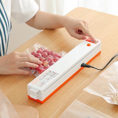 220V Household Food Vacuum Sealer Packaging Machine Film Sealer Vacuum Packer FREE GIFT 10pcs Storage Bags