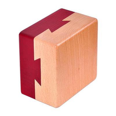 Classic Chinese Puzzle Box Lock Brain Teaser Hard Intelligence IQ Test Toy