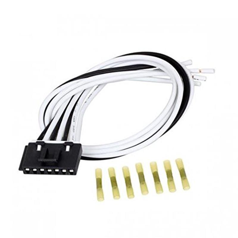 7 Kabel Pigtail Gebläse Motor Widerstand Stecker-Stecker-Reparatur ...