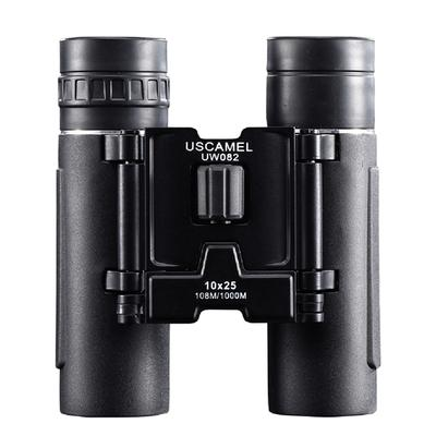 Waterproof Anti-fog Pocket Telescope Optic Prism Binoculars Scope for Camping Travelling