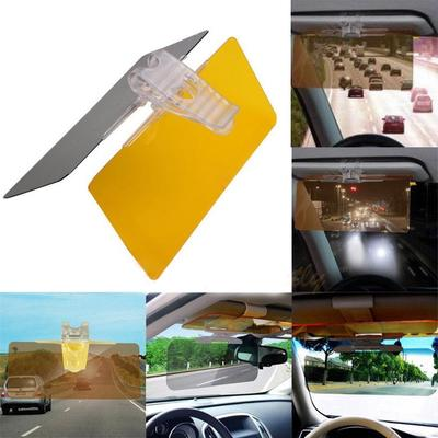 Anti-Glare Car Sun Visor Shield Extender HD Driving Day//Night Flip Down Sunvisor