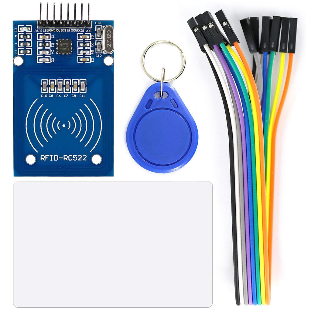 RFID card reader module open-smart rc522 kit w/ 8p cable for arduino