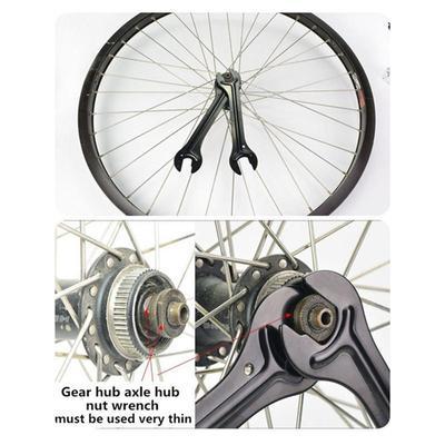 Hub Bike Thru Axle Black Aluminum Alloy Barrel Shaft 168mm Repair Cycling