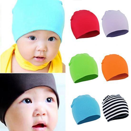 韩版超人气儿童帽子 宝宝套头帽子 春秋冬款双层帽子潮