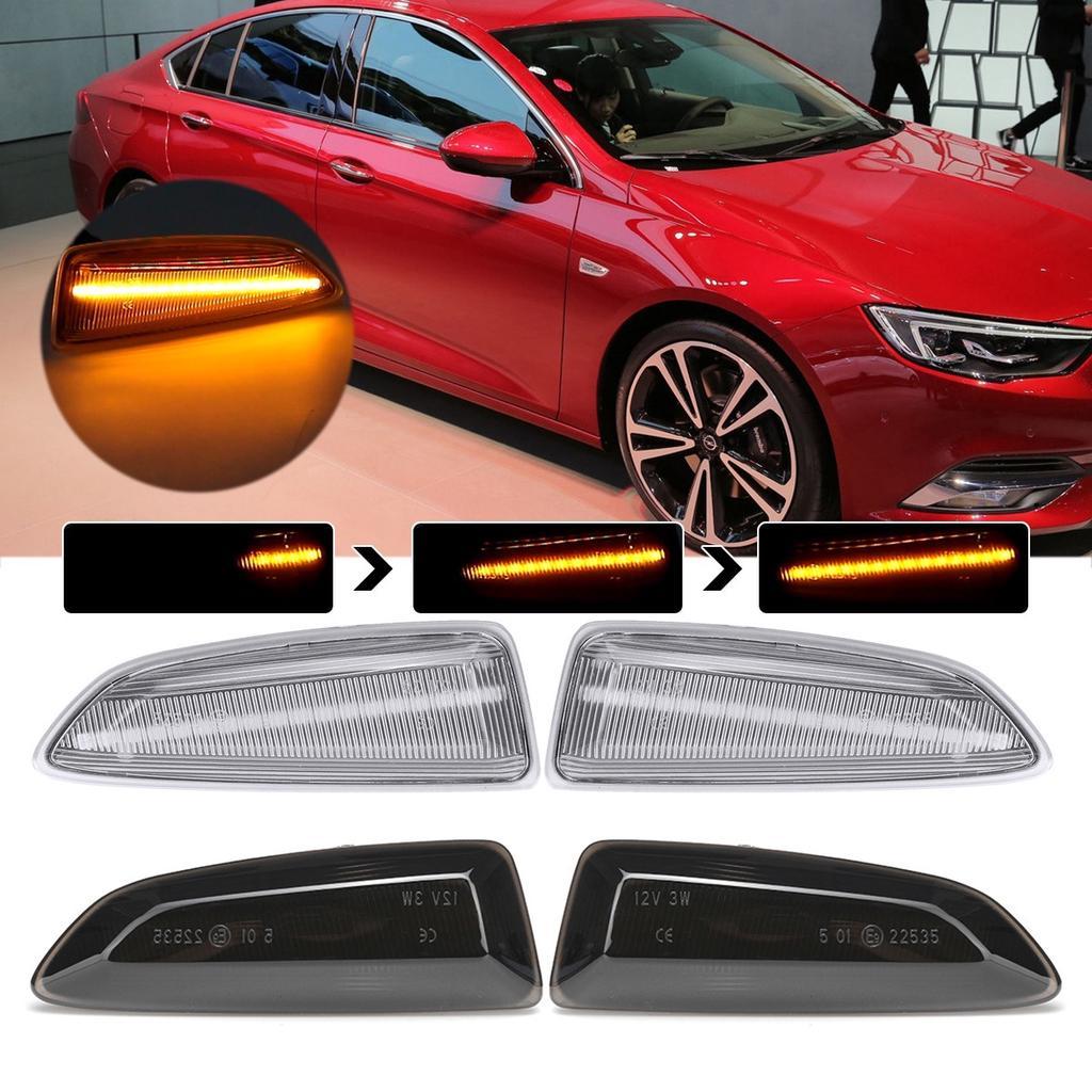destra per Opel Adam Astra Corsa Insignia Zafira 2x LUCE INTERMITTENTE FRECCE sinistra