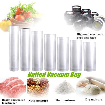 Reusable Vacuum Sealer Bags Storage Food Saver Fresh-keeping Packing 12 15 17 20 25 28 30x500cm