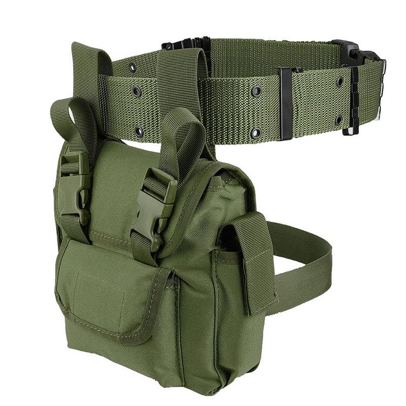 Generous New 600d Nylon Military Tactical Backpack Travel Hiking Riding Hunting Shoulder Bags Cross Body Messenger Bag Camo Chest Bag Sports & Entertainment
