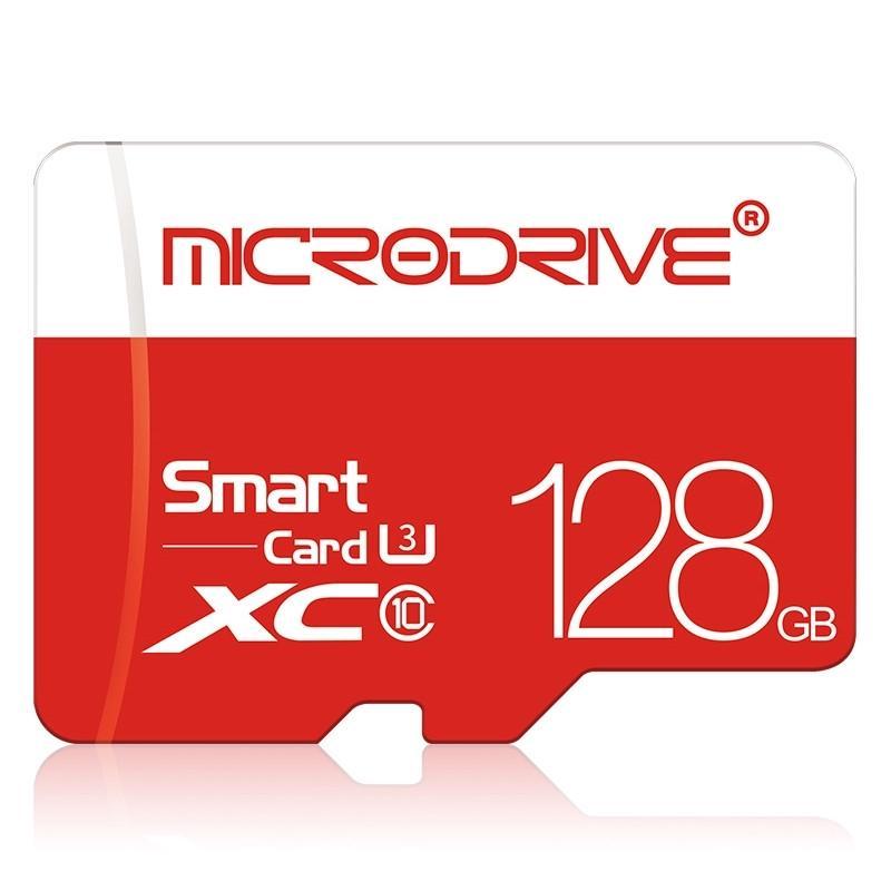 Micro SD Microdrive 128 ГБ SD TF класс 10 высокоскоростная карта памяти – купить по низким ценам в интернет-магазине Joom