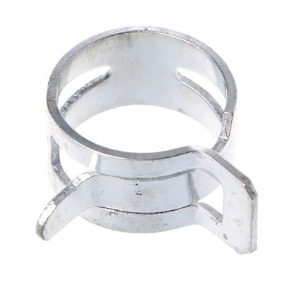 11-13mm Carbon Steel Zinc Plated Clip Fuel Air Water Line MINI HOSE CLAMP 5 Pack