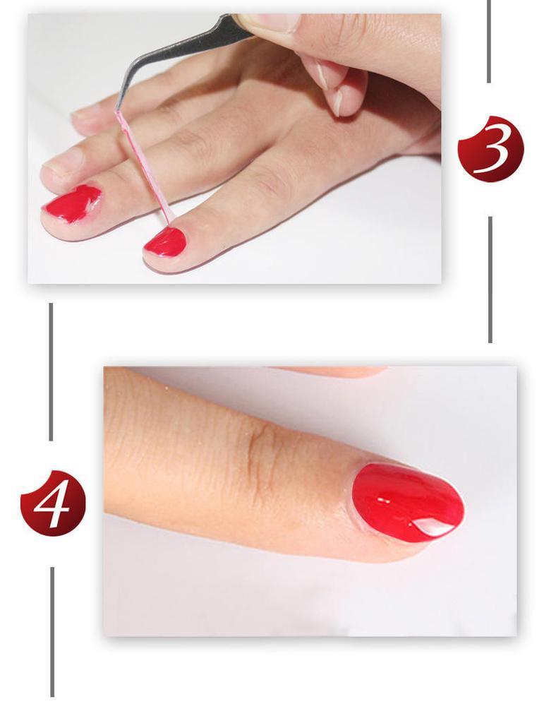 Nagellack 6ml einfach saubere Grundierung für Skin Care flüssiger ...
