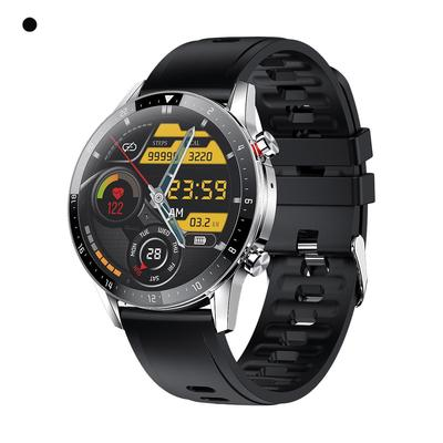 Fashion Music Smart Watch with Built-in Memory Can Be Linked To Bluetooth Headset, Bluetooth Call Message Reminder, Real-time Health Detection