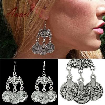 Bijoux de collier Dangle mode Boho perle fleur Net Tassel Long pendentif Vintage