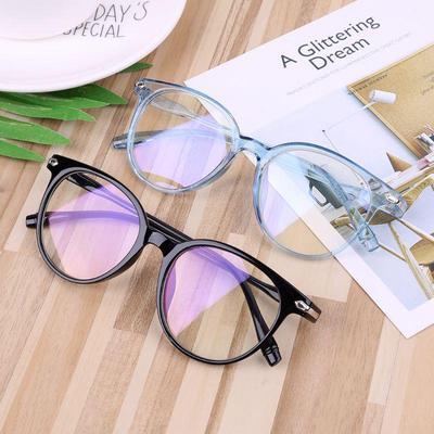 Women Men Optical Frame Blue Rays Computer Glasses