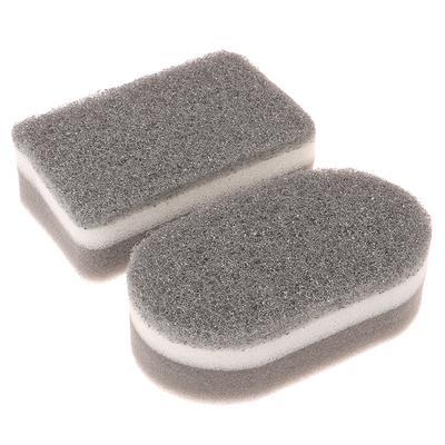 1pcs Fruit Sponge Cleaning Towel Wash Cloth Kitchen Dish Foam Pads Cleaner H