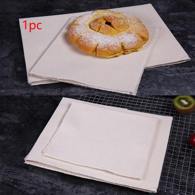Couche Proofing Cloth Pastry Baking Dough Kitchen Tool