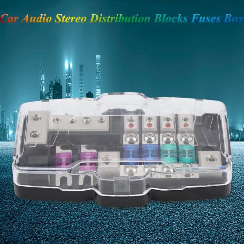 FUSES 80A CHEAP 1x MINI-ANL FUSE CAR AUDIO 80 AMP 80AMP