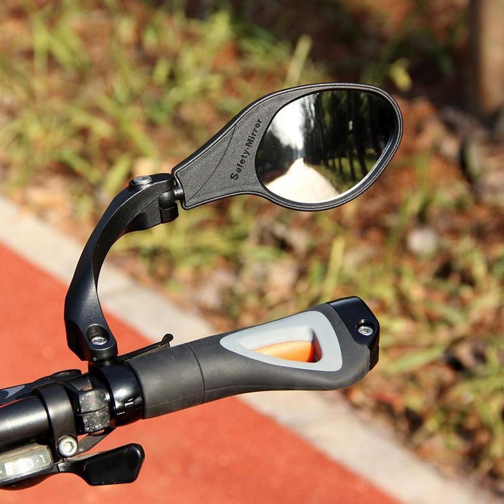 Bicycle Road Bike Mirror Mountain Eye Rearview Mirror Flexible Reflector Biking
