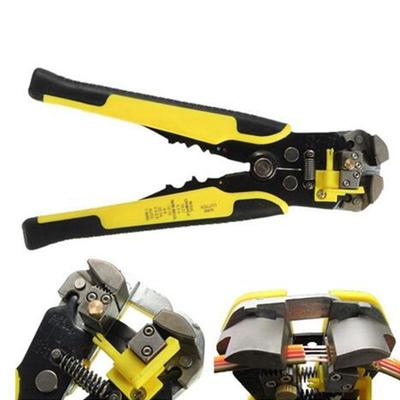 Automatic Wire Stripper With Cable Cutter Multifunctional Terminal Tool