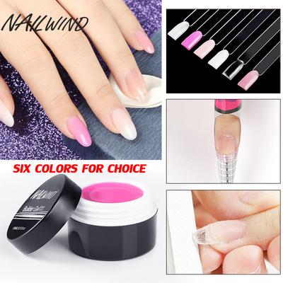 Poly Gel Nail Gel Tips Extension Camouflage Builder Gel Lack Glue Nail Extension
