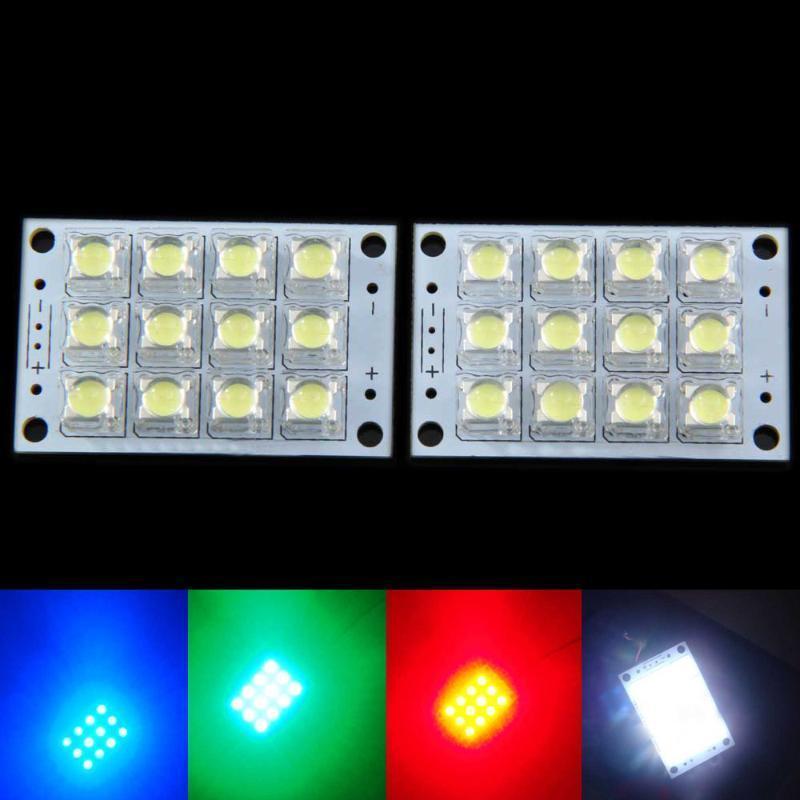 12 Piranha 5V White Night Lights Lamp Led Night Light Lamp Panel Board